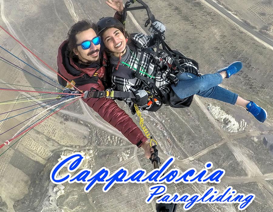 Cappadocia Paragliding Tour